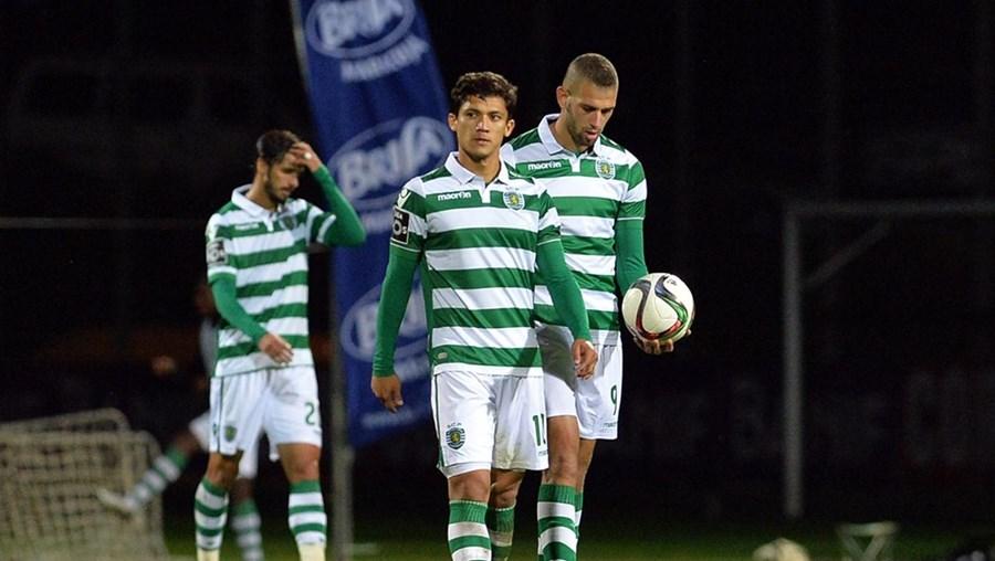 Sporting perdeu frente ao U.Madeira