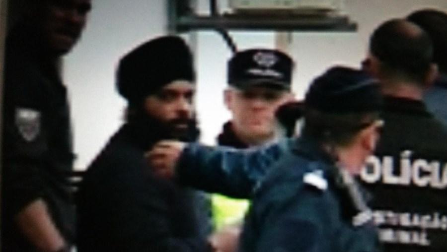 O ativista sikh Paramjeet Sing, conhecido por Pamma, foi detido num hotel no Algarve