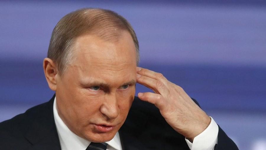 Sanções à Rússia devido à implicação do país no conflito da Ucrânia