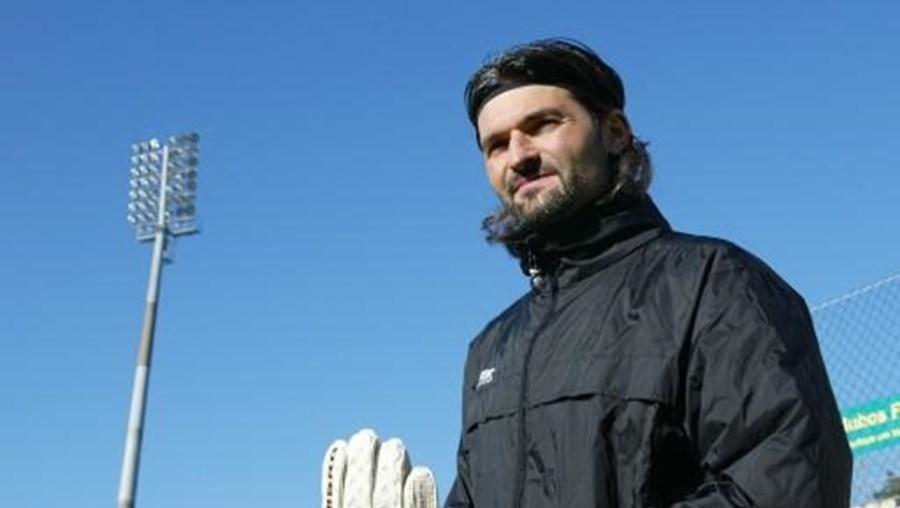 Pavel Srnicek foi guarda-redes do Beira-Mar entre 2004 e 2006