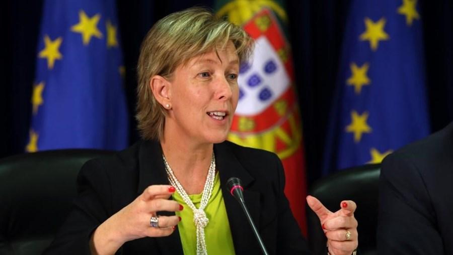 Maria Luís Albuquerque, antiga ministra das finanças