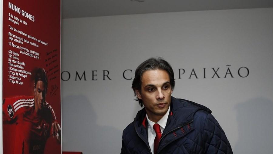 Nuno Gomes tem 39 anos
