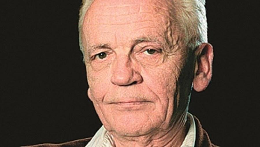 Alain Jouffroy, de 87 anos, publicou pela última vez em 2008