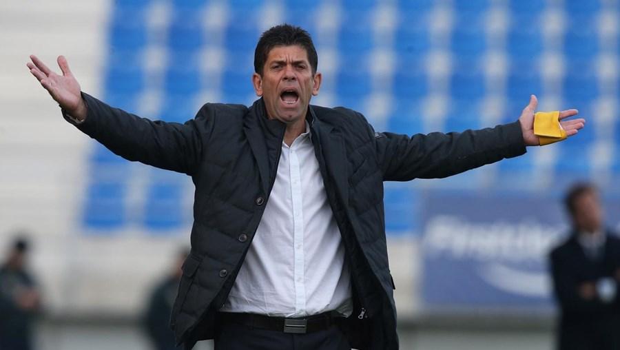 """Para o treinador do Estoril-Praia os seus desejos para 2016 são """"mais vitórias do que derrotas"""""""