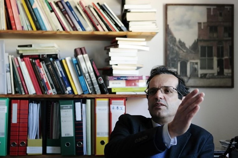 Paulo Trigo Pereira, deputado do PS