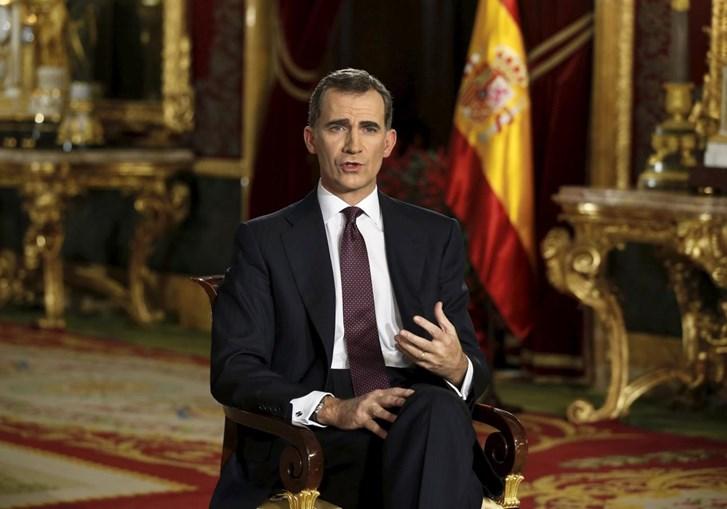 Felipe VI, rei de Espanha