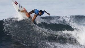 Teresa Bonvalot sagra-se campeã nacional de surf