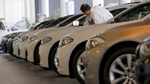 Mercado automóvel da União Europeia cresceu 9,3%