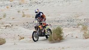 Dakar2016: Toby Price vence pela primeira vez