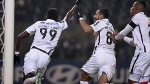 Ao minuto: Vitória de Guimarães 1-0 FC Porto