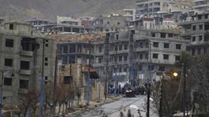 Síria: Mais 16 mortes à fome em Madaya