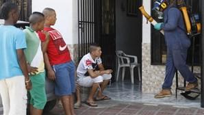 Zika: Quase 20.300 pessoas infetadas na Colômbia