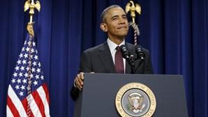 Obama visita pela primeira vez uma mesquita nos EUA