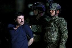 Joaquín 'El Chapo' Guzmán regressa à prisão de alta segurança de Altiplano