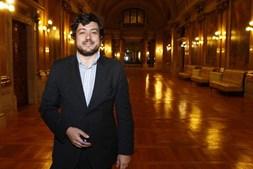 O deputado socialista Pedro Delgado Alves