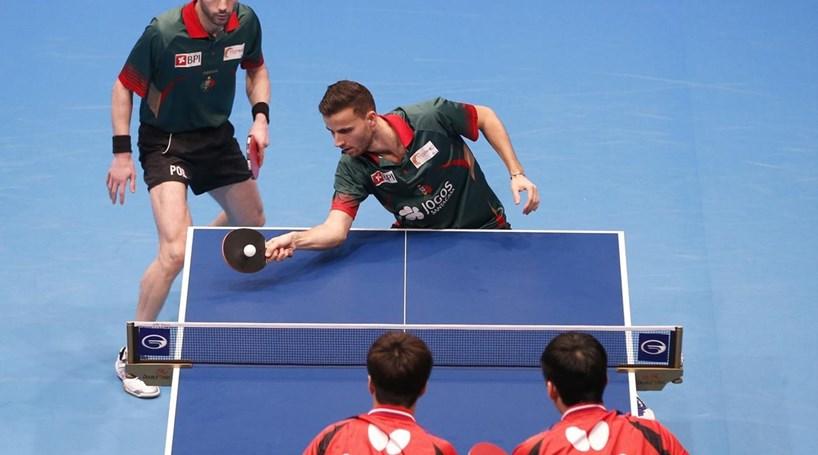 a025427c29 Portugal na final do Europeu de ténis de mesa - Desporto - Correio ...