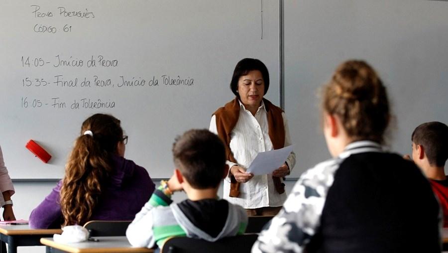 Este ano letivo, as provas de aferição vão ser realizadas apenas sobre Português e  Matemática