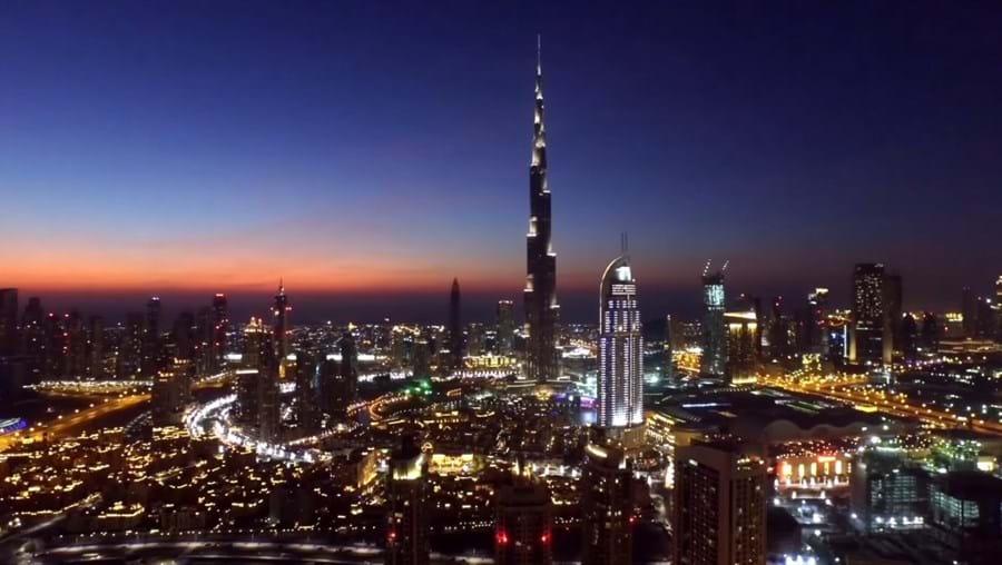Dubai, Emirates, Boeing, drone