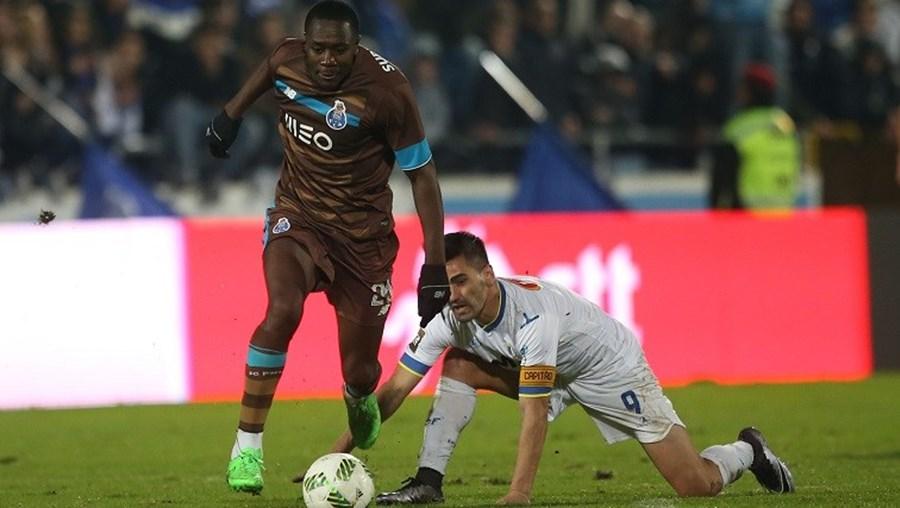 Imbula, de 23 anos, chegou ao FC Porto no início desta temporada. Custou 20 milhões de euros ao clube