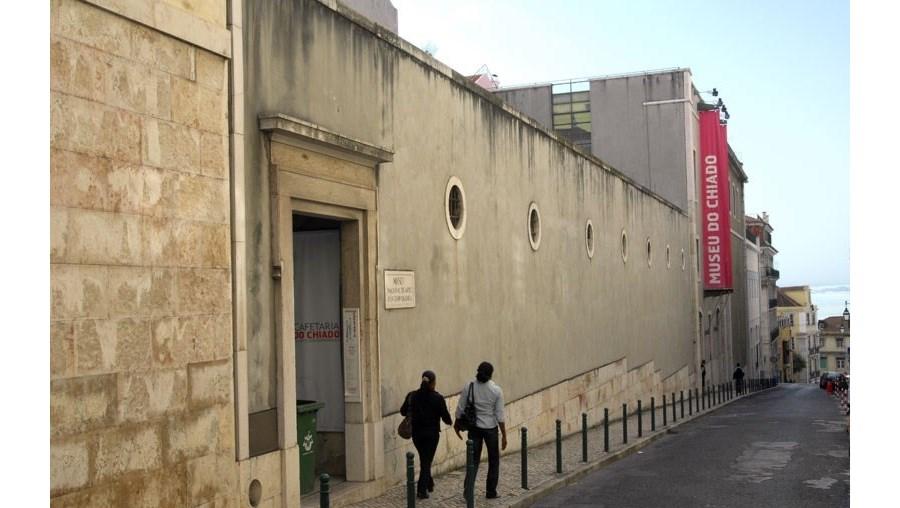 O Museu Nacional de Arte Contemporânea / Museu do Chiado alcançou o número de 51.992 entradas.
