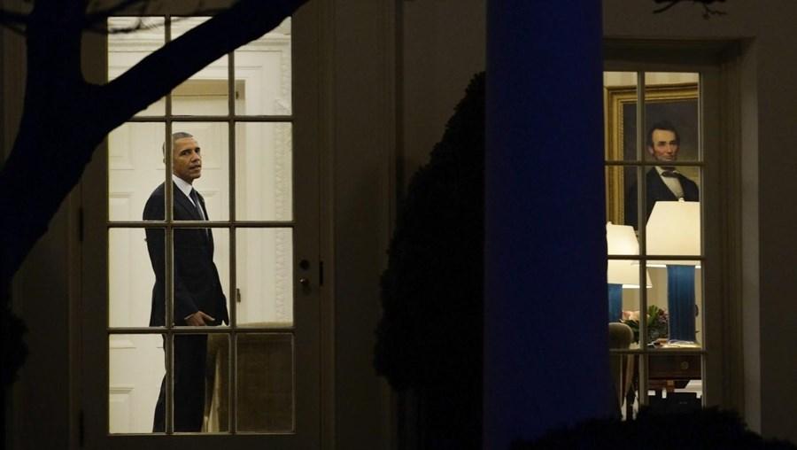 O presidente dos EUA, Barack Obama, telefonou na sexta-feira à sua homóloga brasileira