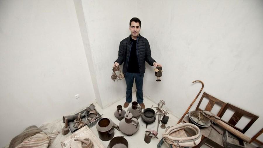O promotor do projeto, Ricardo Ramos, disse que o Museu do Queijo de Seia envolve um investimento de cerca de 500 mil euros