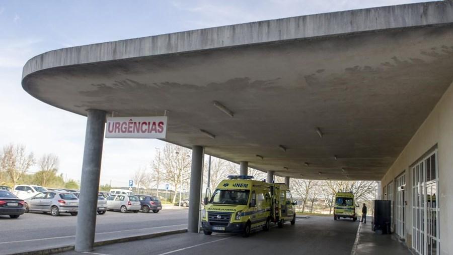 A mulher de 54 anos morreu no Hospital de Torres Novas