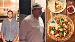Chef perde 46 quilos com dieta de pizza