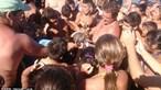 Golfinho morre depois de 'selfies'