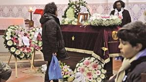 Aluna de Queluz é esta quarta-feira sepultada