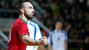 Ricardinho dita a sorte de Benfica na UEFA Futsal Cup