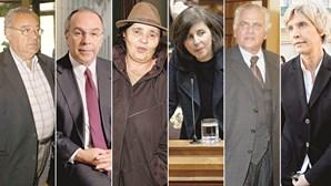 Pensões dos políticos disparam para 18,7 milhões