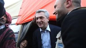 """ONU diz que fechar fronteiras cria """"caos e confusão"""""""
