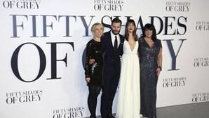 """As 50 sombras de Grey"" é o pior filme do ano"