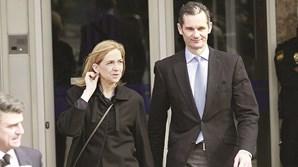 Infanta Cristina e o marido, Iñaki Urdangarin