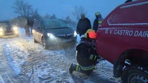 Bombeiros socorreram 30 pessoas na serra de Montemuro