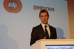 Presidente da EDP comercial, Miguel Stilwell