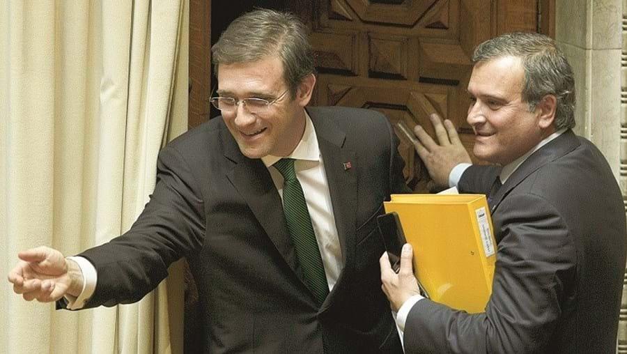 Governo de Passos injetou milhões de euros no banco Efisa, que está a ser comprado por uma sociedade da qual faz parte o ex-ministro Miguel Relvas
