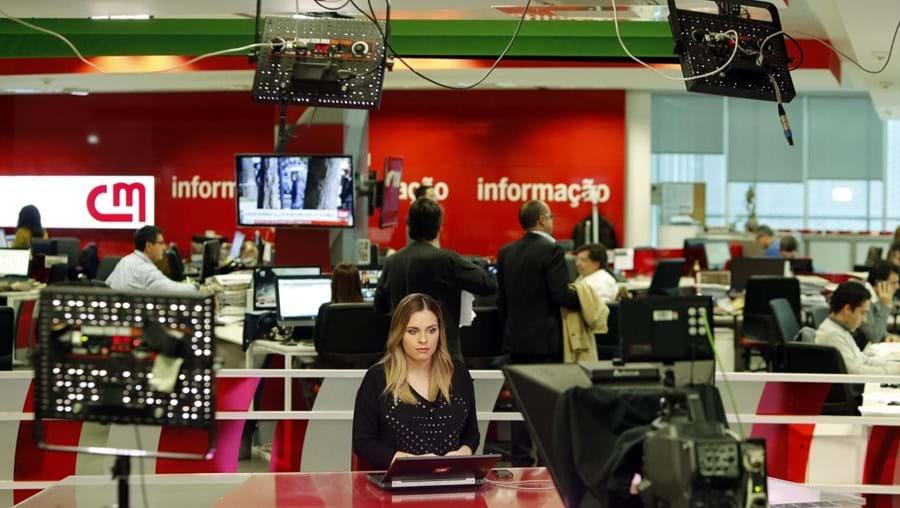 A CMTV está disponível na NOS desde 14 de janeiro