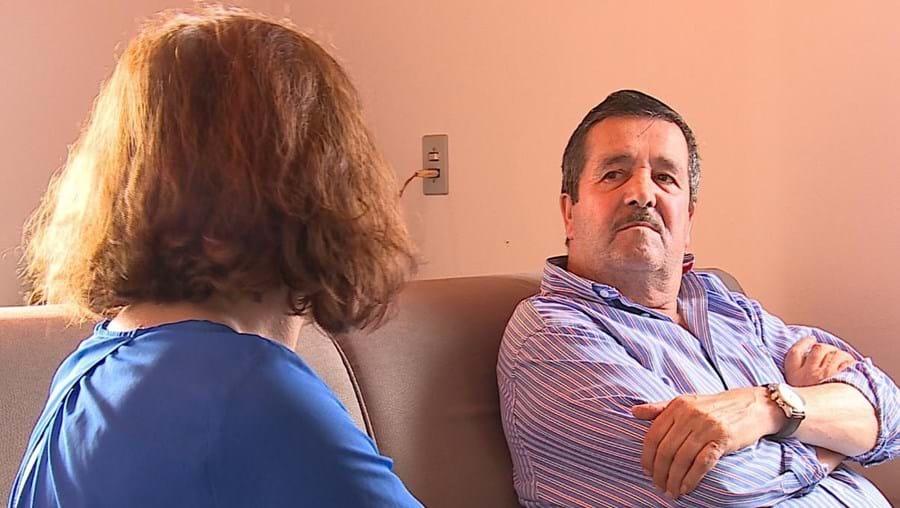 CMTV entrevistou Manuel Godinho no Brasil
