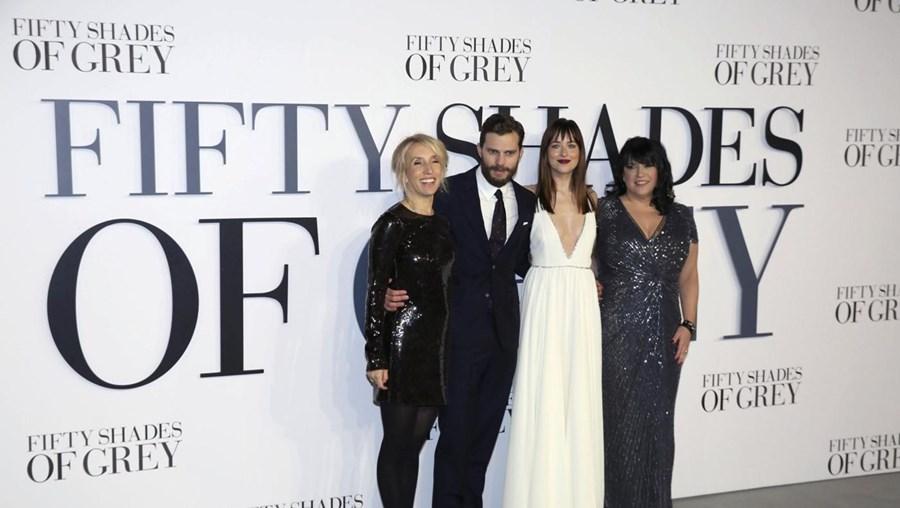 """""""As cinquenta sombras de Grey"""" recebeu cinco Razzie e foi o filme com mais galardões na edição deste ano"""