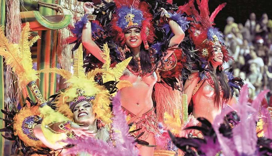 Carnaval, Brasil