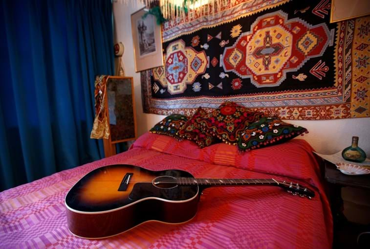 Casa de Jimi Hendrix remodelada