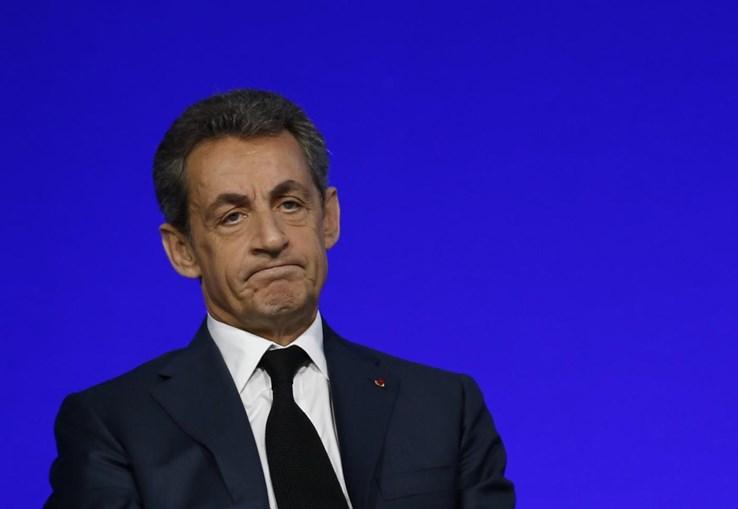 Antigo Presidente Nicolas Sarkozy