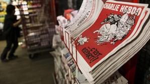 """William diz que """"autocensura seria a morte do Charlie Hebdo"""""""