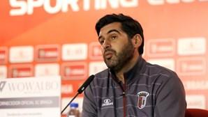 Sporting de Braga quer marcar em Vila do Conde