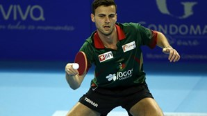Seleção lusa masculina perde nos Mundiais de ténis de mesa