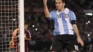 Messi fala sobre rivalidade com CR7