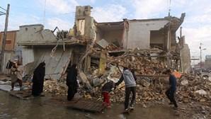 Pelo menos 670 iraquianos mortos em fevereiro