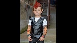 Marca lança roupa que deixa crianças tatuadas